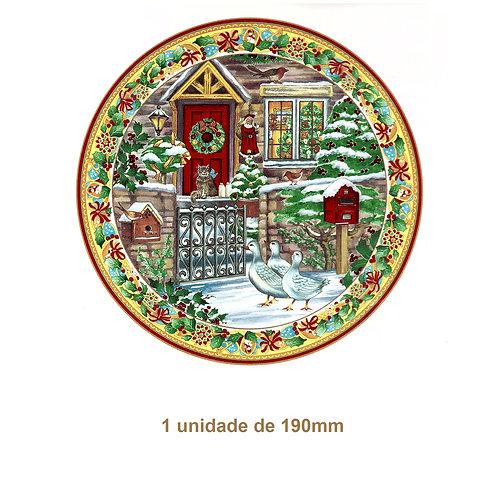 Christmas Scene - 190mm