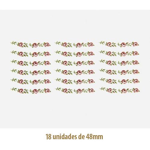 Blossom H - 48mm