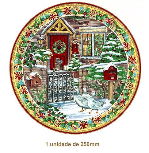 Christmas Scene - 250mm