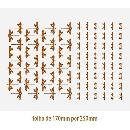 Ouro Libelulas 04