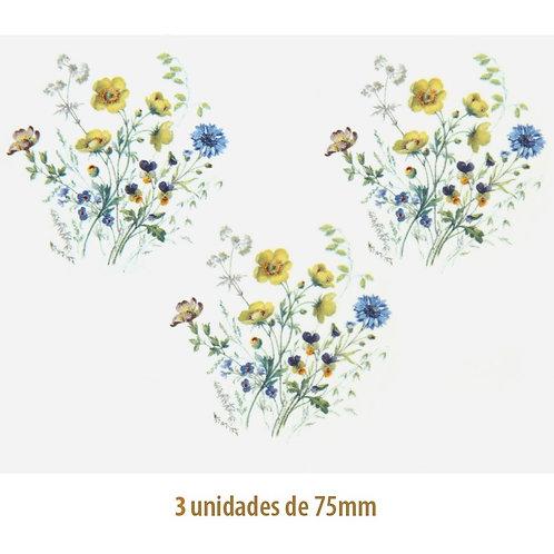Field Flower 75mm