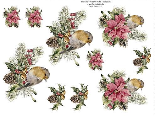 Pássaros Natal