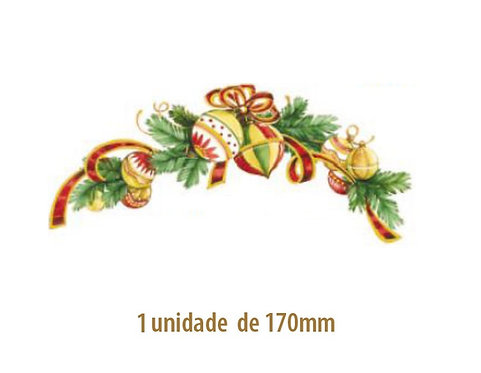 Xmas Ball (Curved)  170mm