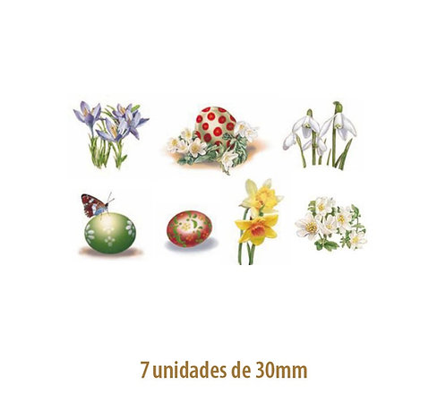 Easter Eggs - 30mm