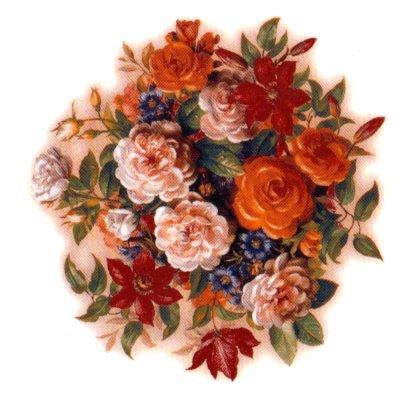Rose in Bloom 95mm