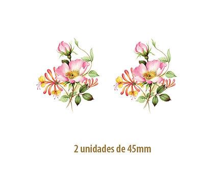 Wild Rose - 45mm