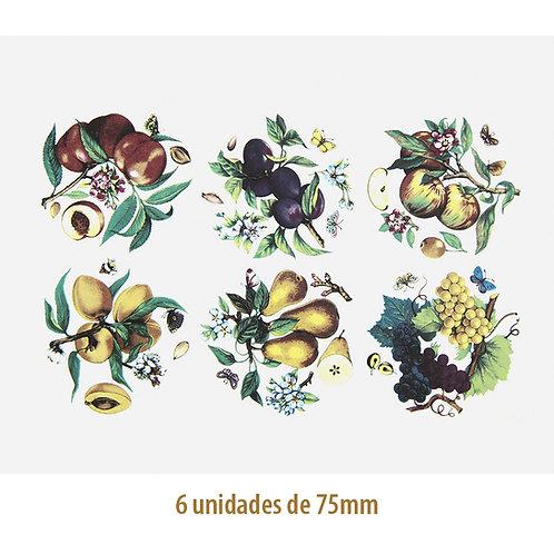 Fruit 75mm