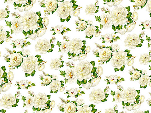 Tapete - Mistflower (70x50cm)