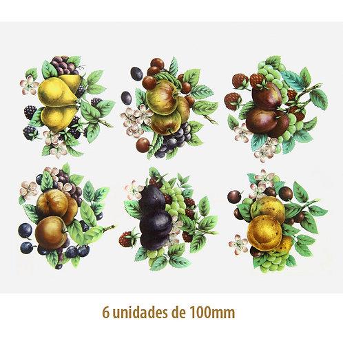 Blend of Fruits 100mm