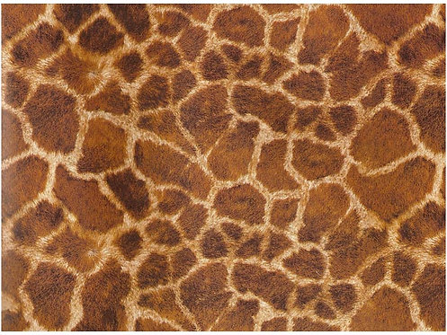 Tapete - Giraffe (70x50cm)