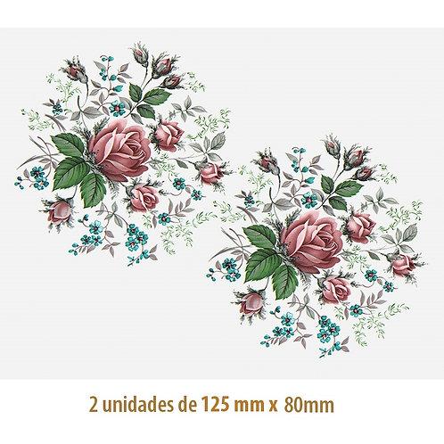 Little Rose A - 125x80mm