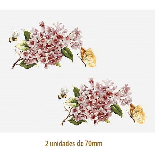 Pink Branch - 70mm