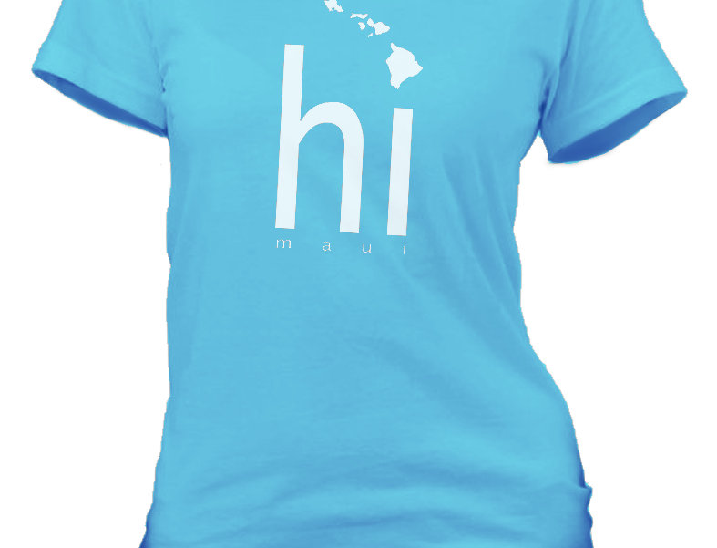 HI ISLANDS LADY TEE