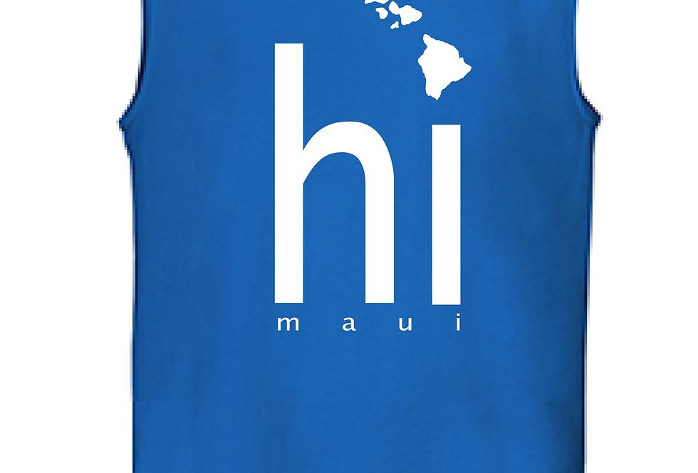 HI ISLANDS MUSCLE TEE