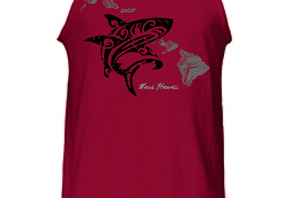 TRIBAL SHARK TANK TOP