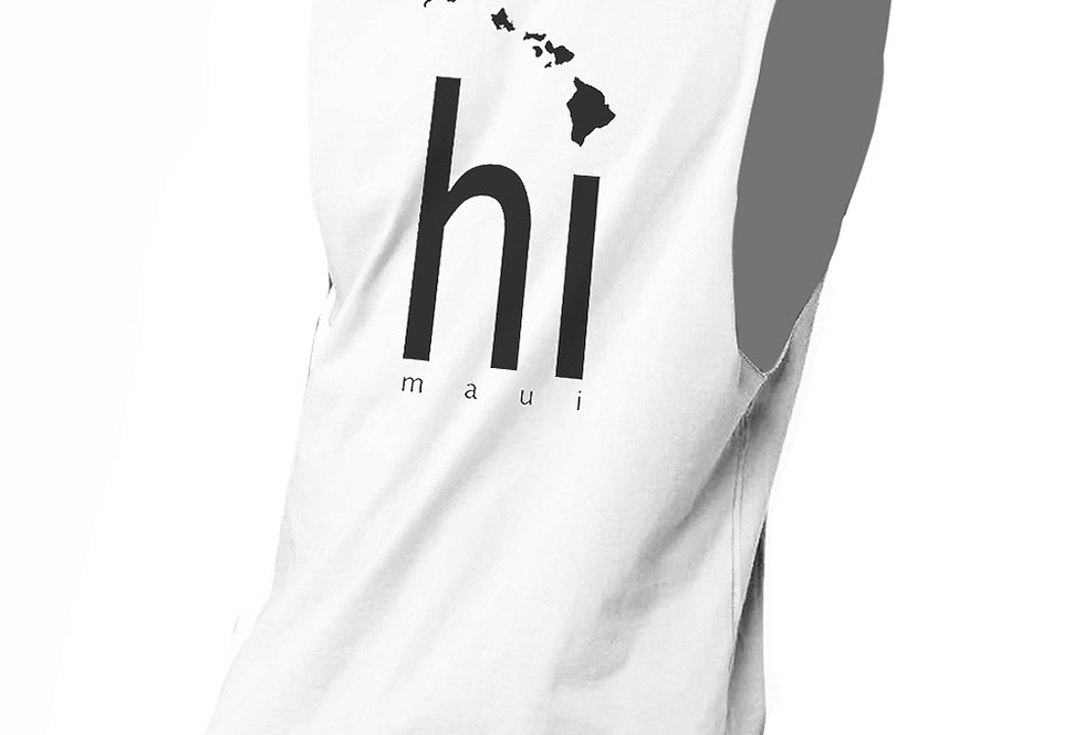 HI ISLANDS MUSCLE TEE