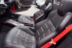 Ferrari 458 red black-12