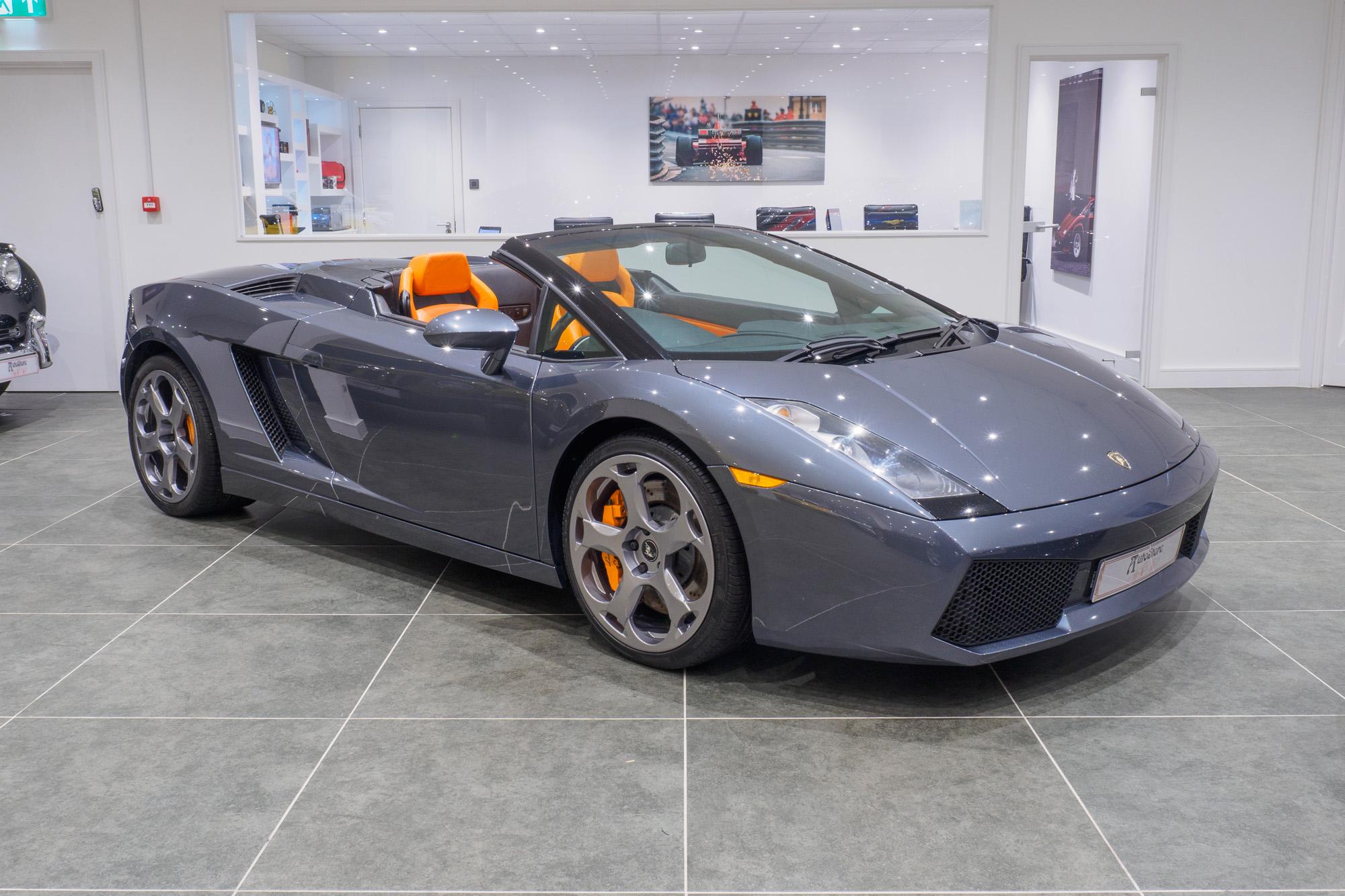 Autostore Sales Lamborghini Gallardo Spyder