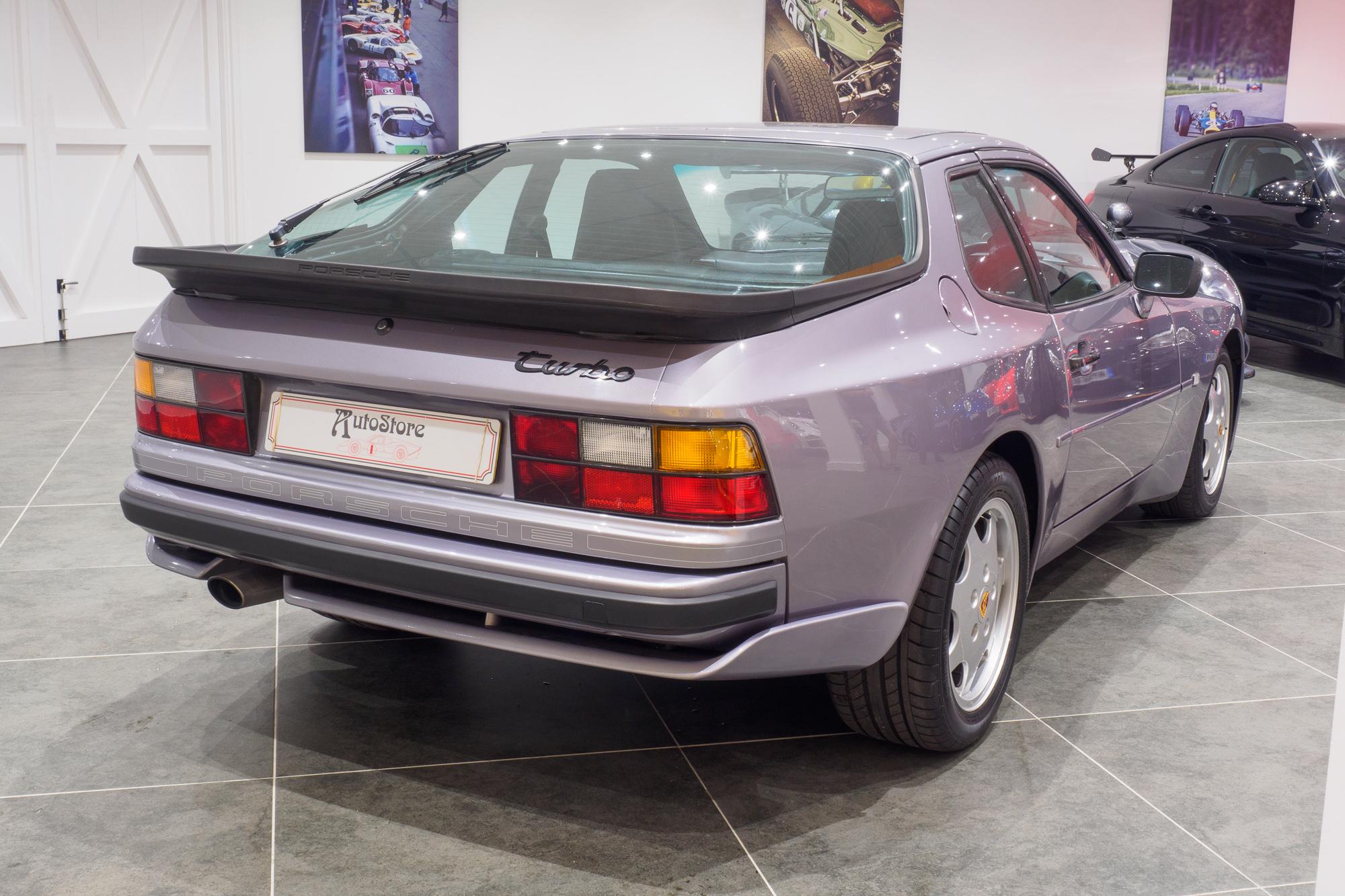 Autostore Sales Porsche 944 Turbo