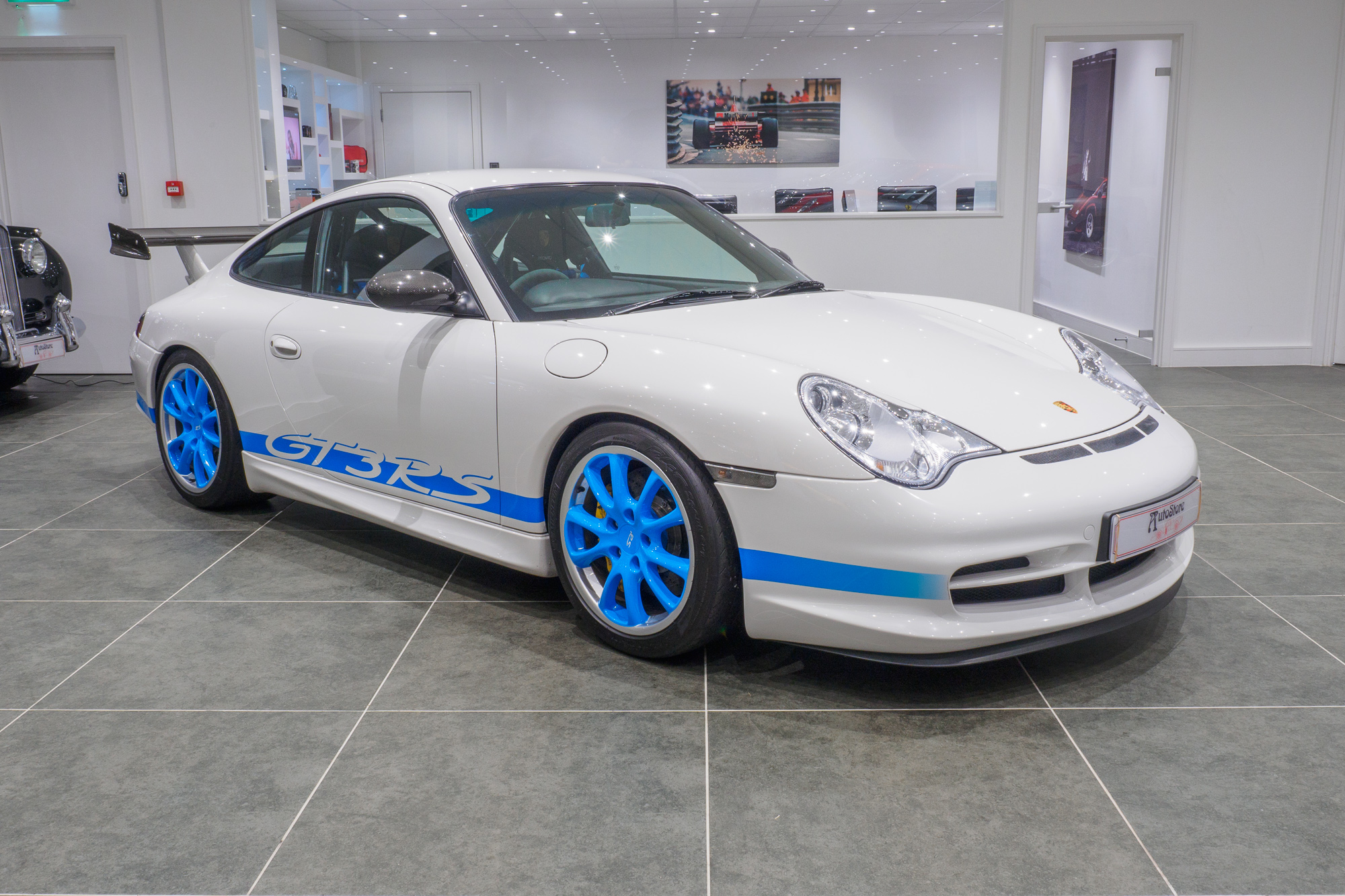 Autostore Sales Porsche 996 Gt3rs