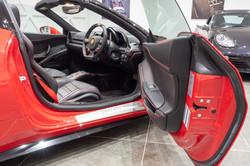 Ferrari 458 red black-7