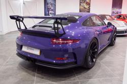 Porsche 991 GT3RS-4