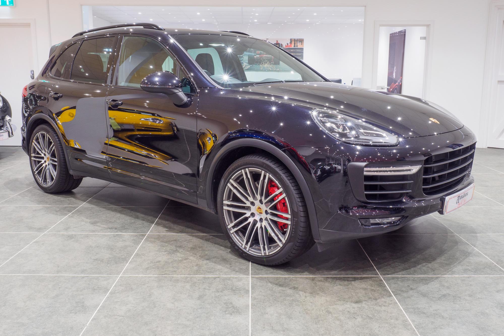 Autostore Sales - Porsche Cayenne Turbo