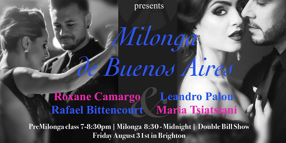 Tango Academy presents: Milonga de Buenos Aires in Brighton