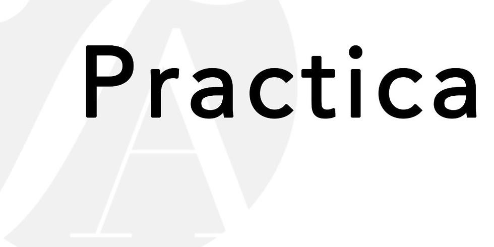 Practica Shoreditch - Jan 2020