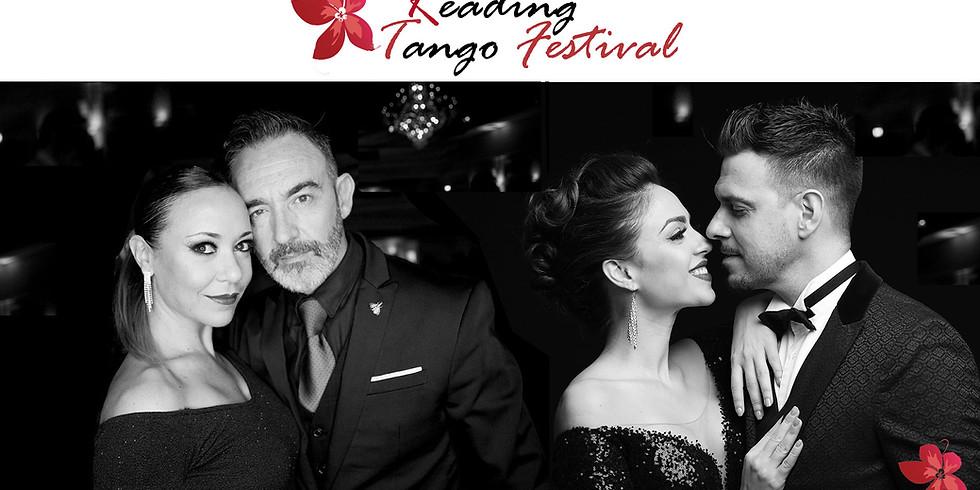 Reading Tango Festival 2020 - Online