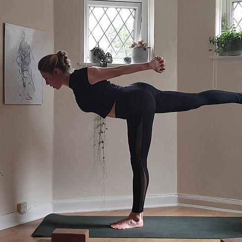 Yoga for Tango