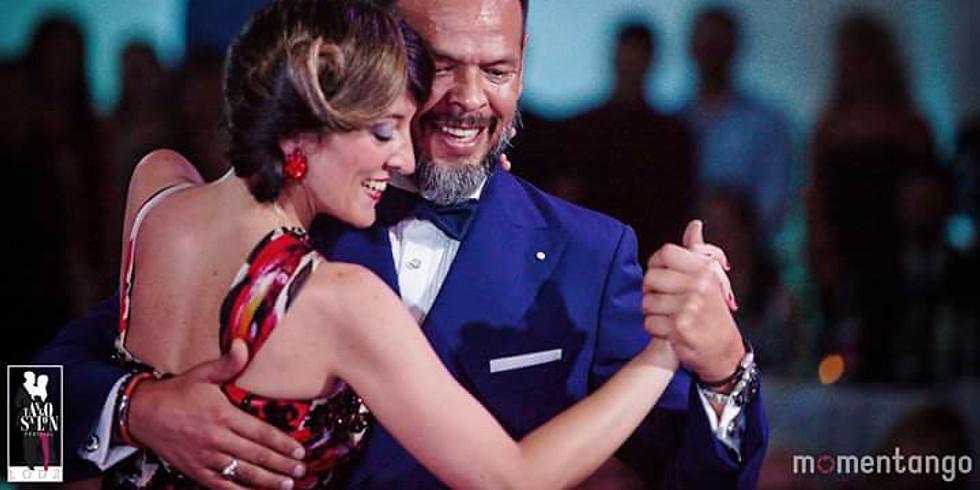Fabian Peralta & Josefina Bermudez