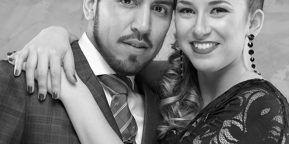 World Salon Champions - Carla Rossi & Jose Luis Salvo