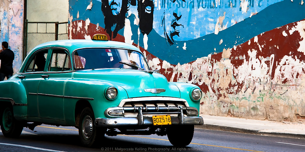 Salsa Trip to Cuba 2019