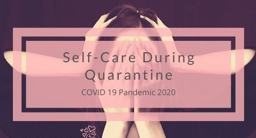 Self Care in times of Covid