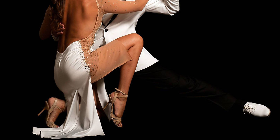 Stage Tango Elements Workshop with Leandro & Maria