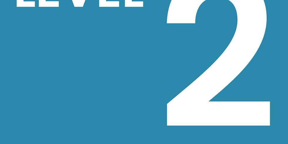 Tango Level 2 Notting Hill - Jan 2020