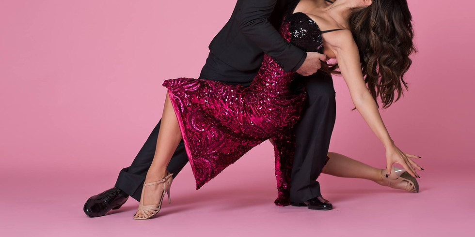 Leandro & Maria Special Guests at Tango on the Thames