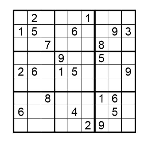 Sudoku 20