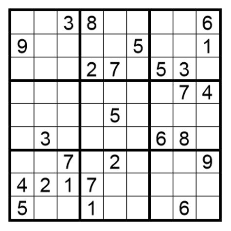 Sudoku moeilijk 15