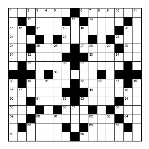 Kruiswoord 12
