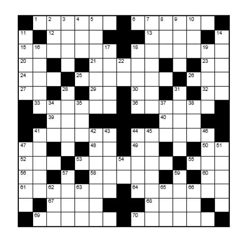 Kruiswoord 16