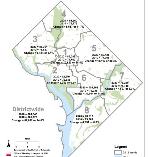 Redistricting: Council to Hold Public Hearing Wednesday, September 29