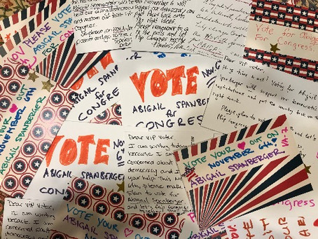 Call for Volunteers: Ward 6 Dems GOTV Committee