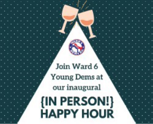 YDW6 Happy Hour - Wednesday, June 9