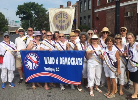 Call for Volunteers: Barracks Row Independence Day Parade