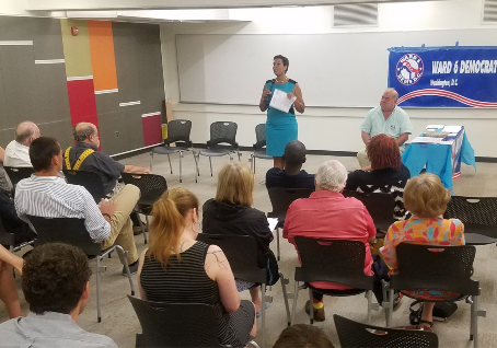 Ward 6 Dems Biennial Convention and Officer Elections - Saturday, July 17