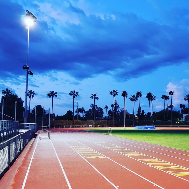 5am Track Workout