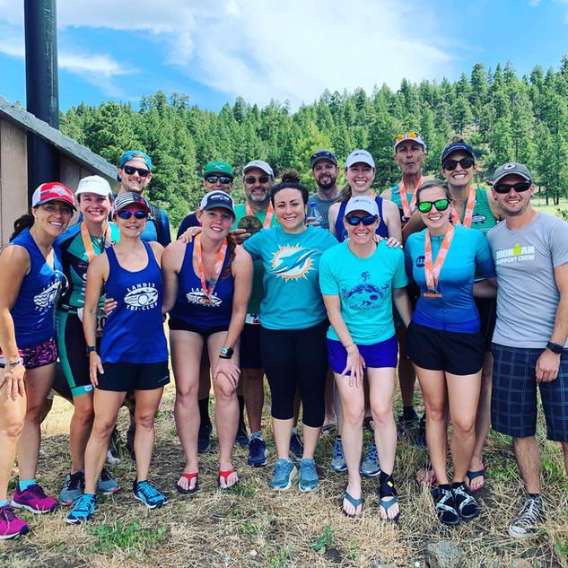 Flagstaff Training Camp