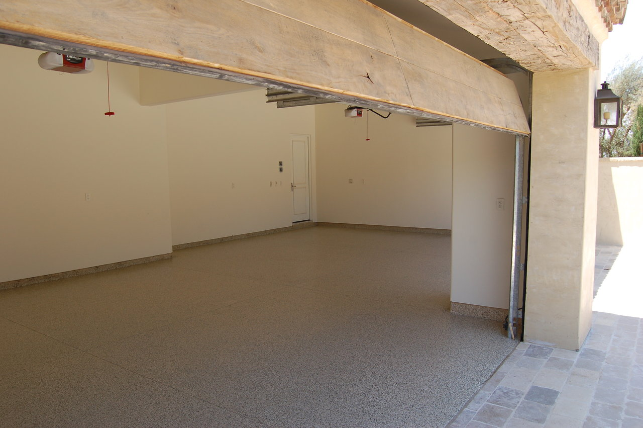 Epoxy Flooring, San Clemente
